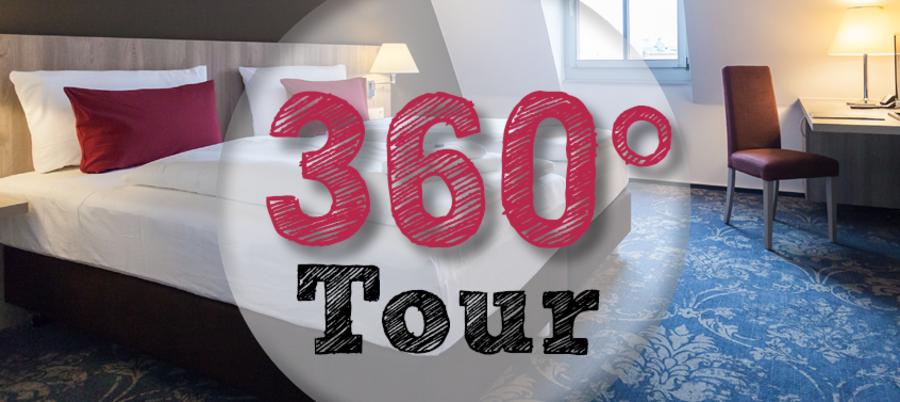 360° Grad Ansichten vom Luther-Hotel