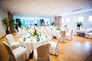 Abiball im Luther-Hotel