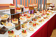 Buffet at the Luther-Hotel