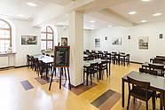 Cafeteria in der Leucorea Innenansicht