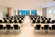 Combination of the function rooms Martin Luther 2 and 3 function rooms