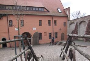 Cranach Höfe Wittenberg Hotel