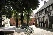 Cranachhof in Wittenberg