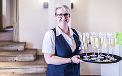 Daniela Renner, Luther-Hotel, Restaurant Manageress