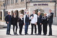 Department Directors of the Luther-Hotel in Wittenberg