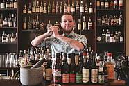 Deutscher Cocktailmeister Martin Kramer