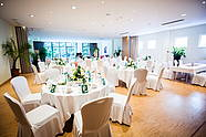 Function rooms Luther 1,2 and 3