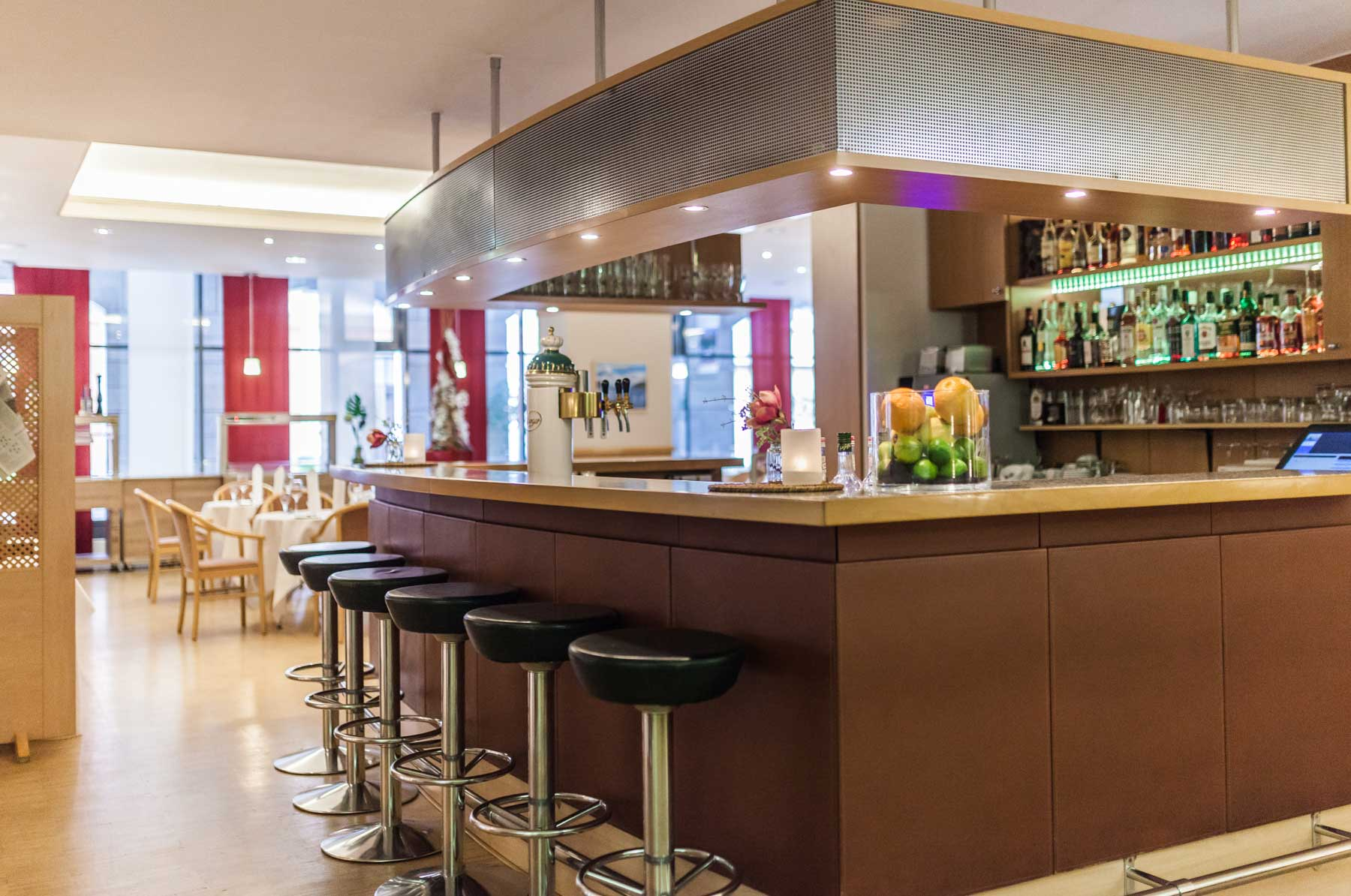 Hotel Bar im Luther-Hotel