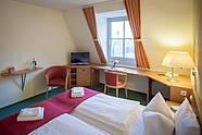 Hotelzimmer im Luther-Hotel in Wittenberg