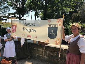 Luther-Hochzeit 2018
