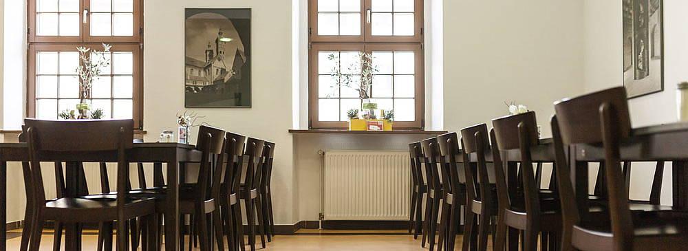 Luther Hotel Cafeteria Leucorea