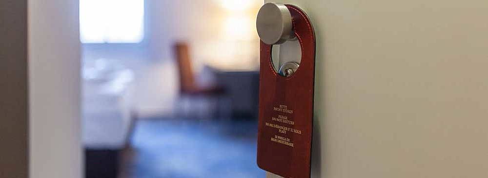 Luther Hotel Doppelzimmer nicht-stören