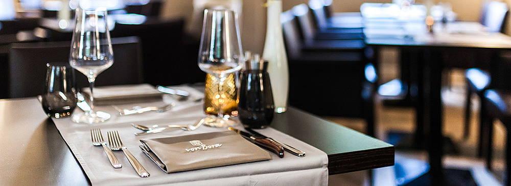Luther Hotel Restaurant Von Bora Detailansicht