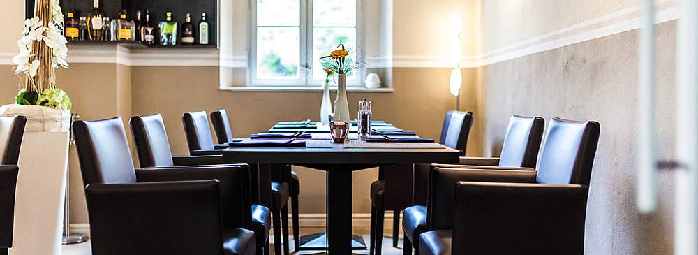 Luther Hotel Restaurant Von Bora Innenansicht
