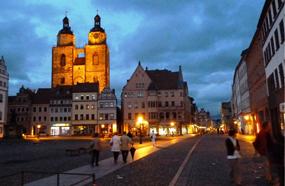 Luther-Hotel Wittenberger Lichternacht