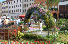 Luther-Hotel Wittenberger Maiblumenfest