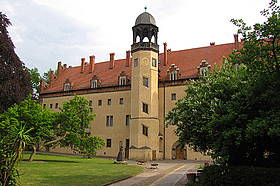 Lutherhaus Front View