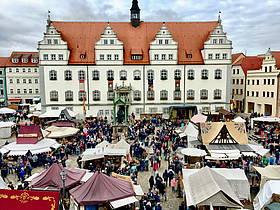 Lutherstadt Wittenberg Reformationsfest