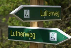 Lutherweg Wittenberg Hotel