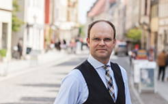 Matthias Hartlöhner, Luther-Hotel, Banquet & Catering Sales