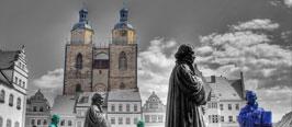 Nationale Sonderausstellung in Wittenberg