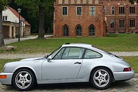 Porsche 911 Wittenberg Event