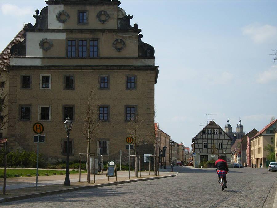 Radhotel Elberadweg Wittenberg