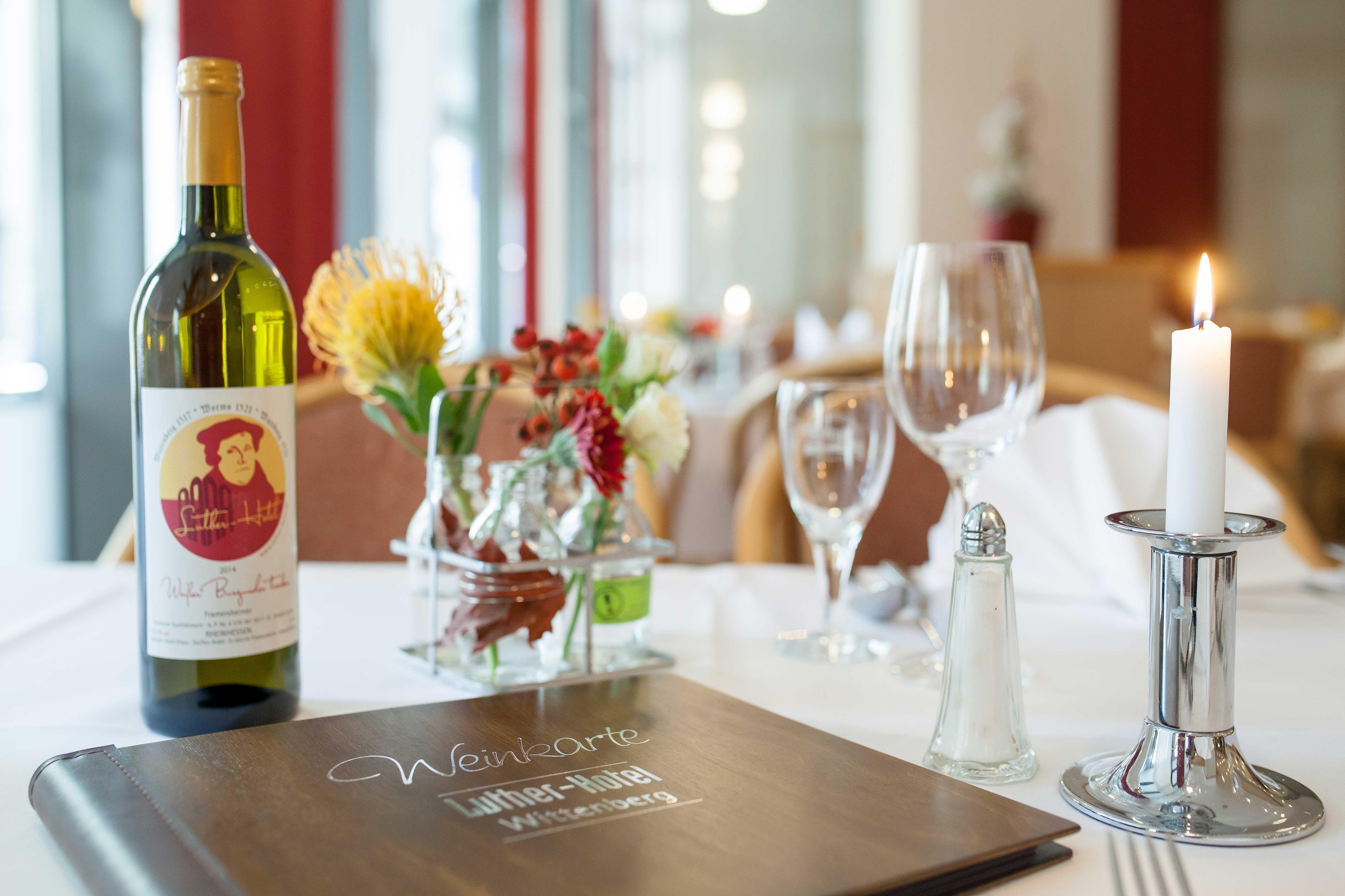 Restaurant im Luther-Hotel
