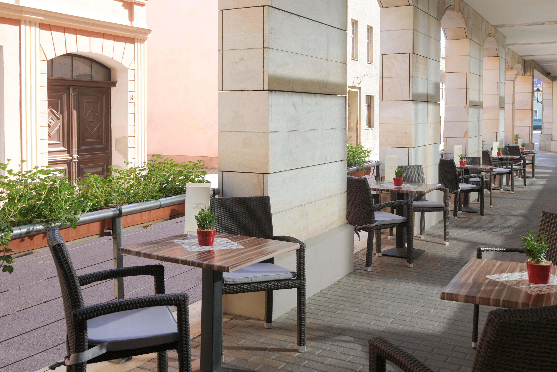 Restaurant in Wittenberg im Luther-Hotel