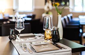 Savor Wittenberg at the Luther-Hotel and at Restaurant von Bora