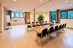 Tagungsraum im Luther Hotel in Wittenberg Johann Wichern