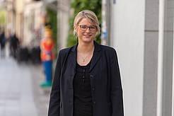 Tanja Kanzler, Luther-Hotel, Reservierungsleiterin