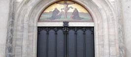 Thesentür in Wittenberg