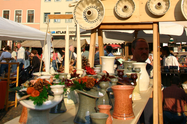 Töpfermarkt in Wittenberg