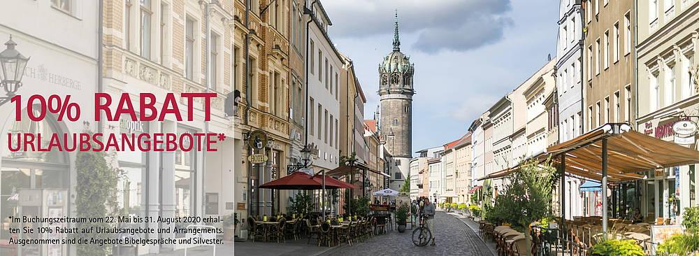 Urlaub in Lutherstadt Wittenberg