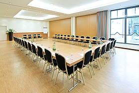 Veranstaltungsraum im Luther-Hotel in Wittenberg Raum Martin Luther 1