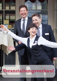 Veranstaltungsverkauf Berlin, sales jobs berlin