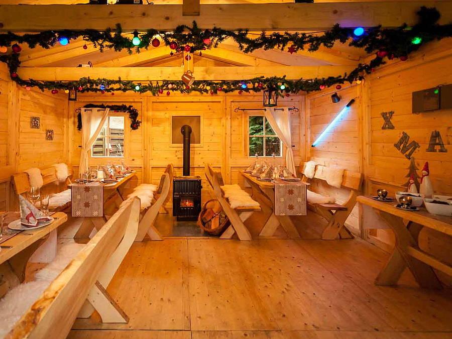 Weihnachtsfeier in Wittenberg