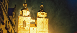Wittenberg´s night of light